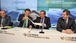 Caja Rural Castilla-La Mancha destina 60 millones de euros para dar crédito a los empresarios de Toledo