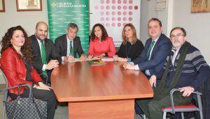 Caja Rural Castilla-La Mancha habilita 10 millones de euros para los Administradores de Fincas de Albacete y Cuenca