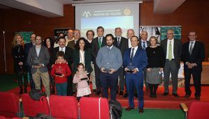 Casas de Hualdo de El Carpio de Tajo, premio Cornicabra al mejor aceite de oliva 2018