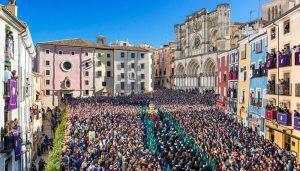 Castilla-La Mancha se convierte en referencia de turismo de interior, y religioso, en Semana Santa