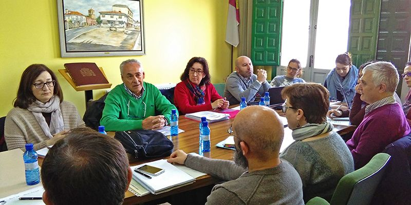 CEDER Alcarria Conquense concreta con los GAL de Cuenca, Soria y Teruel su Plan de Acción dentro de la Red de Áreas Escasamente Pobladas