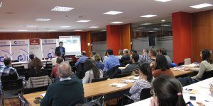 CEOE-Cepyme Guadalajara realiza junto a FEMAP una jornada sobre los útiles de elevación de cargas
