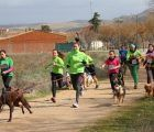 Concluye el IX Circuito de Canicross Diputación de Guadalajara con la prueba de Humanes