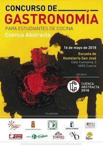 Cuenca Abstracta organiza un concurso de gastronomía para estudiantes de escuelas de hostelería