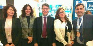 Cuenca y las Ciudades Patrimonio de la Humanidad, presentes en la Feria de Turismo ITB Berlín