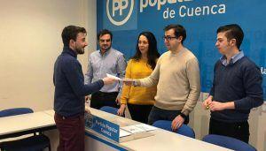 Daniel Pérez Osma, proclamado candidato único para ocupar la presidencia de NNGG de Cuenca