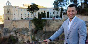 """David Prieto """"Ese 85 % de crecimiento en el número de inscritos en Cuenca es la confirmación de que Cs también tiene un proyecto que convence en las provincias más rurales"""""""