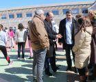 Destinados 37.550 euros a la mejora del patio del instituto Juan García de Valdemora, de El Casar