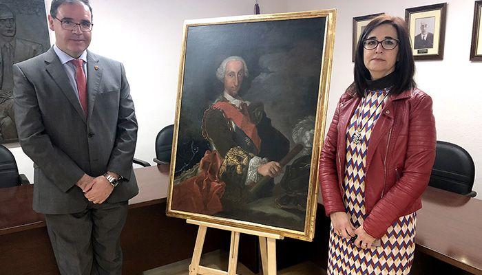 Diputación de Cuenca abre su Centro de Conservación y Restauración de Bienes Culturales al arte civil de la provincia