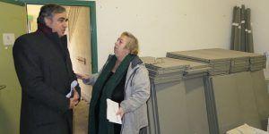 El alcalde espera que el Centro de Mayores del barrio de Las Quinientas sea una realidad lo antes posible