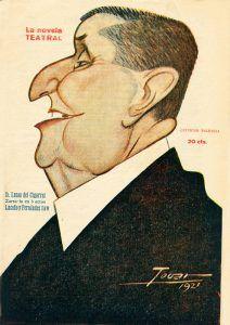 El autor y empresario teatral conquense Ceferino Palencia, famoso en el Madrid sel siglo XIX, protagoniza una nueva cita de la RACAL