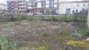 El Ayuntamiento de Guadalajara publica un bando sobre limpieza y mantenimiento de solares sin edificar