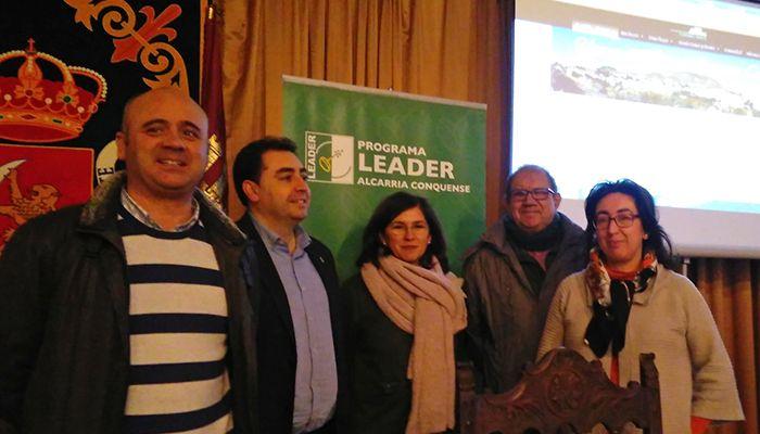 El Ayuntamiento de Huete presenta su portal de servicios turísticos gracias a una ayuda LEADER tramitada por CEDER Alcarria Conquense