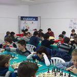 El Campeonato Provincial de Ajedrez en Edad Escolar reunió a 76 jóvenes promesas en Valverde de Júcar