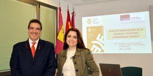 El paro es la primera preocupación de los economistas de Ciudad Real, según los resultados de una encuesta presentada en la UCLM