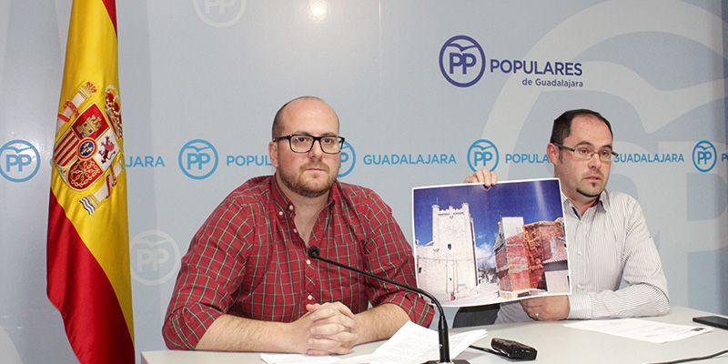 El PP denuncia las irregularidades urbanísticas del Ayuntamiento de Torija realizadas a espaldas de Patrimonio