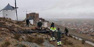 El PP insta al Gobierno a determinar los daños y concretar las ayudas en las provincias de Toledo y Ciudad Real tras los efectos del temporal