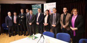 """El presidente de Caja Rural Castilla-La Mancha lo tiene claro """"El futuro del medio rural pasa por la innovación"""""""