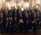 El V Certamen de Música Cofrade de Sigüenza prologó ayer la Semana Santa