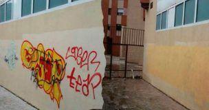 Eliminadas numerosas pintadas y grafitis en distintas zonas de Guadalajara