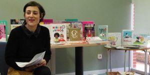 Entusiasta inicio del taller sobre sexualidad, igualdad y literatura infantil
