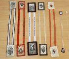Exposición de Escapularios en la Posada del Cordón de Atienza hasta finales de abril