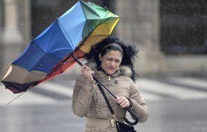 Guadalajara, en alerta amarilla por fuertes rachas de viento
