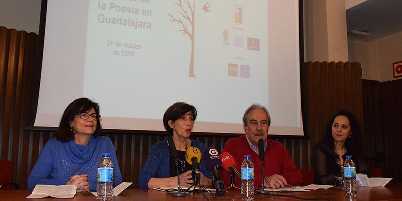 Guadalajara vuelve a sacar la poesía a las calles por el Día Mundial con cuarenta actividades