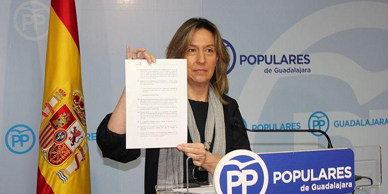 """Guarinos """"Page rechaza ahora lo mismo que prometió en su programa electoral y en su discurso de investidura sobre tiempos máximos de espera sanitaria"""""""