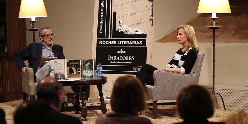 Isabel San Sebastián protagoniza la velada literaria seguntina del mes de marzo
