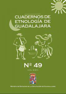 La Diputación de Guadalajara edita el número 49 de Cuadernos de Etnología de Guadalajara