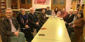 La Ejecutiva Local del PSOE de Cuenca conoce las reivindicaciones de los vecinos del Casco Antiguo