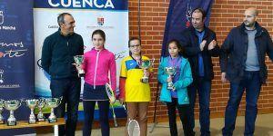 La final del Campeonato Provincial de Bádminton Escolar reunió en Cuenca a las 75 mejores raquetas noveles