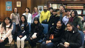 La Junta anima a los centros educativos a poner en marcha proyectos de movilidad educativa como el del IES Alfonso VIII de Cuenca