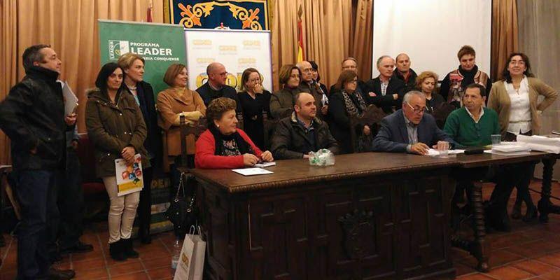 La Junta Directiva de CEDER Alcarria Conquense aprueba cuatro nuevos proyectos LEADER y los cambios en el procedimiento de gestión