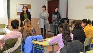 La Junta financia talleres para prevenir la violencia de género y promover unas relaciones afectivas saludables entre la juventud