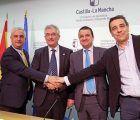 La Junta refuerza lazos con Aragón en la lucha contra los incendios forestales a través de un protocolo de colaboración