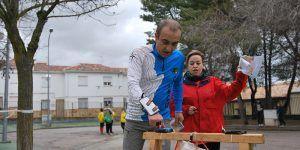 La Parrilla reunió a 60 corredores en la cuarta prueba del XI Circuito de Orientación Diputación de Cuenca