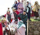 La Pasión Viviente de Trillo alcanza esta Semana Santa 23 años de representaciones y lo hace con mejoras técnicas