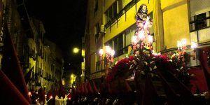 La procesión del Perdón hará una salida conjunta desde El Savador y San Felipe, para mejorar la seguridad