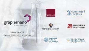 La UCLM es el centro de investigación de Graphenano por excelencia