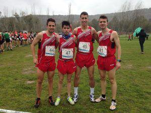 La UCLM finaliza en cuarta posición en el Campeonato de España de Campo a Través en categoría masculina