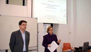 La UCLM forma a las 'junior empresas' en cuestiones de contabilidad, fiscalidad y financiación de estas asociaciones