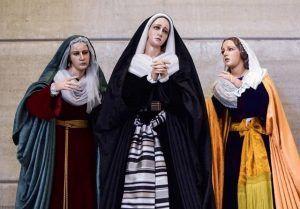 La V. H. de Ntra. Sra. de los Dolores y las Santas Marías pone este sábado en andas a sus Sagradas Imágenes en San Esteban