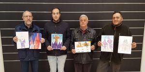 La V. H. del Resucitado falla los ganadores de la XVI edición de su Concurso de Dibujo y Pintura Infantil