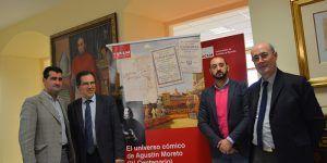 Las Jornadas de Teatro Clásico de la UCLM rescatarán la figura de Agustín Moreto en el año del cuarto centenario de su nacimiento