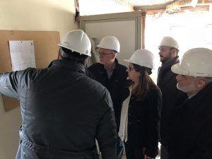 Licitadas las obras de acondicionamiento del espacio donde se instalará la sala de hemodinámica cardiaca y radiología intervencionista en el Hospital de Cuenca