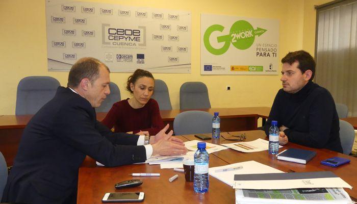 Los agentes sociales respaldan la iniciativa del proyecto SSPA para luchar contra la despoblación