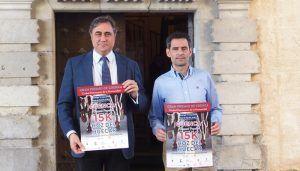 Mariscal presenta la carrera popular '15 K Hoz del Huécar. Gran Premio de Cuenca' que se celebrará el 13 de mayo