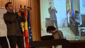 Más de 170 docentes de la región se reúnen en Cuenca para debatir sobre la innovación pedagógica musical